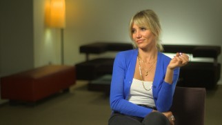 "Cameron Diaz reveals she had doubts about signing on to this project in her ""Truth of the Situation"" interview clips."