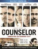 The Counselor: Blu-ray + Digital HD UltraViolet cover art -- click to buy from Amazon.com