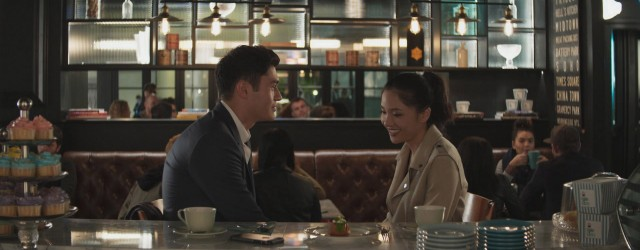 "In ""Crazy Rich Asians"", our protagonist Rachel Chu (Constance Wu) discovers her boyfriend Nick Young (Henry Golding) is ""crazy rich."""