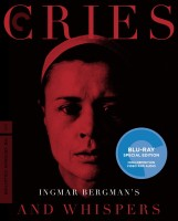 Cries and Whispers: The Criterion Collection Blu-ray Disc cover art -- click to buy from Amazon.com