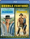 Crocodile Dundee & Crocodile Dundee II: Double Feature Blu-ray Disc cover art - click to buy from Amazon.com