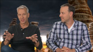 "Writers-directors Chris Sanders and Kirk DeMicco introduce four deleted scenes it pained them to cut from ""The Croods."""