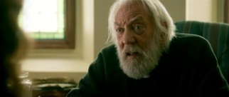 Instead of just looking it up online, Hazel brings a Latin phrase to Father Price (Donald Sutherland), a knowledgeable old priest who used to teach linguistics.
