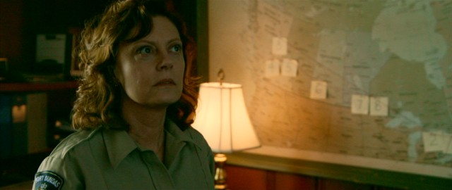 Hazel Micallef (Susan Sarandon) tries to find a pattern among the local homicides she thinks are related.