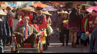 Marty gives Cam a carriage ride through North Carolina's new Chinatown in this deleted scene.