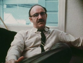 "Gene Hackman discusses Harry Caul and Francis Coppola from the set of ""The Conversation."""