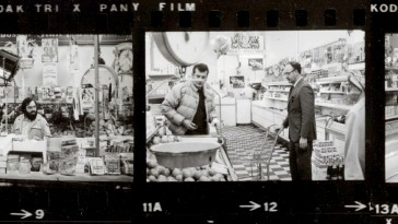 Images from deleted scenes accompany Francis Ford Coppola's script dictations.