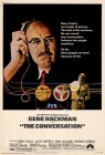 The Conversation (1974) movie poster