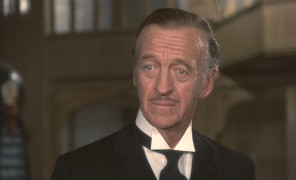 David Niven plays the butler Priory...and more!