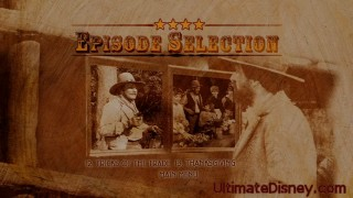Episode Selection Menu on Disc 4