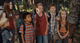 The children of Camp Driftwood look to Charlie's Marine father for guidance.