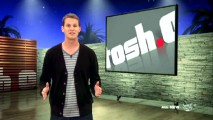 "A Day in the Life of Daniel Tosh includes hosting the web video commentary show ""Tosh 2.0."""