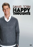 Daniel Tosh: Happy Thoughts (2011) DVD cover art -- click to buy the DVD from Amazon.com