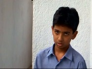 Aspiring young actor Sriharsh Sharma shows us his mad face before singing Green Day in his Darjeeling Limited audition tape.