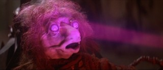 "Laser Eye Surgery: ""Dark Crystal"" style!"