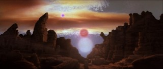 "The planet's three suns are about to align in ""The Dark Crystal."""