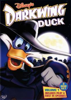 Buy the Darkwing Duck: Volume 1 DVD from Amazon.com