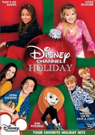 Buy the Disney Channel Holiday DVD from Amazon.com