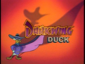 """Darkwing Duck"" has one of TV animation's catchiest theme songs."