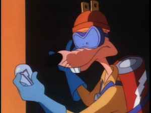 Megavolt only appears in a handful of the Volume 1 episodes, but he remains one of the series' most memorable villains.