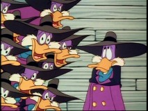 Just what the world needs: multiple Darkwing Ducks. Negaduck will be delighted.