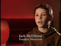 "Talented child actor Jack McElhone discusses his role in ""The Story of 'Dear Frankie'."""