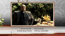 Top-billed but poster/cover-denied Keith David appears as Reverend Davis in the DVD main menu's casket-topping montage.