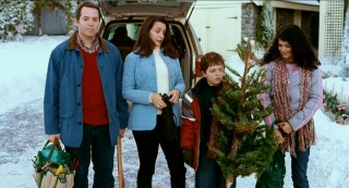 An incident involving pink gasoline leaves the Finch family (Broderick, Kristin Davis, Carter Finch, Alia Shawkat) with a tiny tree and little joy.