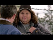 "Jorge Garcia (best known as Hurley from ""Lost"") pitches Steve an unusual bear-wrestling idea in this deleted scene."