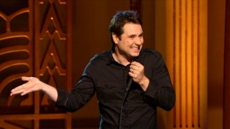 Compared to Denis Leary's other friends, Adam Ferrara seems sweet and tame as he talks about love and urination.