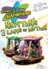 The Science of Disney Imagineering: Newton's 3 Laws of Motion DVD cover