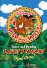 Disney's Wild About Safety: Timon and Pumbaa - Safety Smart Goes Green! DVD cover