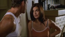 Teri Hatcher plays the clumsy and vulnerable Susan Mayer.
