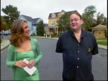 "Marc Cherry takes Meredith Vieira on ""A Stroll Down Wisteria Lane."""