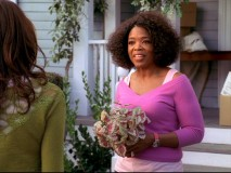 "Yay! ""Oprah is the New Neighbor""! That's great!"