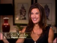 "Golden Globe-winner Teri Hatcher discusses her character in ""Behind the Scenes of Desperate Housewives."""