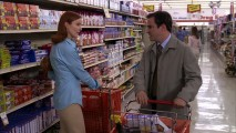 Bree and George encounter each other while shopping for food.