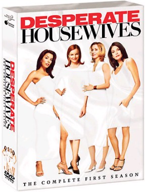 Buy Desperate Housewives: The Complete First Season from Amazon.com