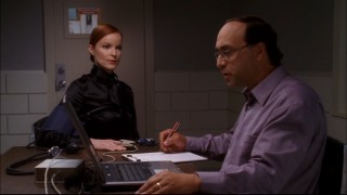 Even Bree's polished demeanor can't fool the tell-tale polygraph test.
