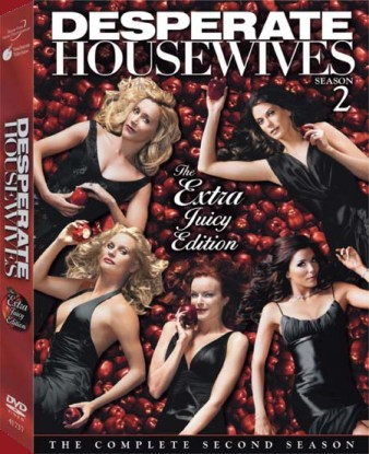 Buy Desperate Housewives: The Complete Second Season (The Extra Juicy Edition) from Amazon.com