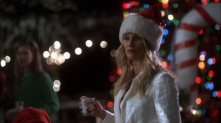 "Edie Britt (Nicolette Sheridan) is a Ho Ho Ho'in it up in ""The Miracle Song."""
