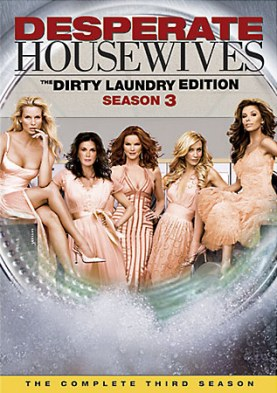 Buy Desperate Housewives: The Complete Third Season (The Dirty Laundry Edition) from Amazon.com