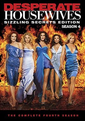 Buy Desperate Housewives: The Complete Fourth Season (Sizzling Secrets Edition) from Amazon.com