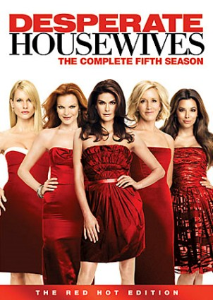 Buy Desperate Housewives: The Complete Fifth Season (The Red Hot Edition) from Amazon.com