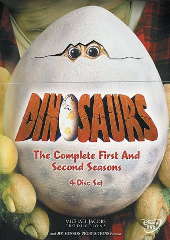 Buy Dinosaurs: The Complete First and Second Seasons from Amazon.com