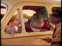 A family drive gets interrupted when Earl gets pulled over...by Pangea Parent Patrol!