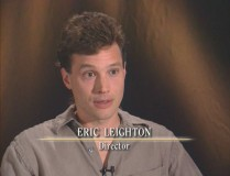 "Eric Leighton, one of ""Dinosaur""'s two directors, talks about the film on Disc 2."