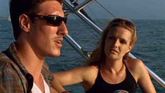 Just because leads Trace McGraw (Eric Balfour) and Carol Brubaker (Iva Hasperger) are single thirtysomethings united in their pursuit doesn't mean the movie has a romance for them.