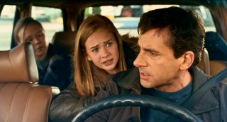 If it's not God, it's overdramatic daughters (Allison Pill, Brittany Robertson). Steve Carell had quite the back seat driving experiences in 2007.