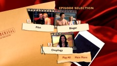 The Episode Selection menus do convey a theme of sensitive celebrity journalism.